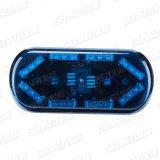Senken haute luminosité 25 Patterns vis magnétique 12/24 V/4-LED de couleur mini barre lumineuse