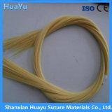 高品質のバルク外科縫合線の最もよい価格、絹の縫合線、ナイロン縫合線のクロム酸のCatgutの平野のCatgutのサイズ
