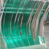verre feuilleté gâché par feuille incurvé par courbure de 3-19mm