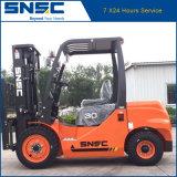 Forklift Diesel do preço 3ton da manufatura de China para a venda