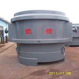 Diferentes tipos de panelas de fundição de fluidez inferior