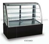 Qualitäts-Kuchen-Bildschirmanzeige-Kühlvorrichtung/Luxuxhandelskuchen-Kühlraum