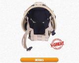 軍のMich 2000の弾道ヘルメットかAramidの防弾ヘルメットV50=683m/S