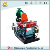 Дизельный двигатель обезвоживания фермы водяной насос