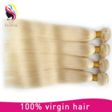 Het zachte en Vlotte Haar van de Blonde van de Golf van het Lichaam van het Haar van de Kleur 613# Braziliaanse