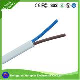 L'usine d'UL personnalisent le harnais de cuivre électrique électrique coaxial résistant au feu antistatique flexible de PVC XLPE de fil de chauffage d'ABC de pouvoir de servocommande de câble en caoutchouc de silicones