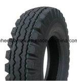 Motrocycle zerteilt Muster-Motorrad-Reifen der Qualitäts-4.00-8 haltbaren