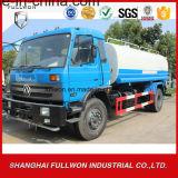 Dongfeng IZD/ Rhd 4X2 12000L pulverizar agua camioneta / camión tanque de agua más bajas de precios