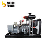 El Biogas de 200kw generador eléctrico generador de gas Gas 250 kVA para la venta