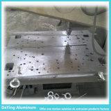 Berufsfabrik-Angebot-lochendes Fertigungsmittel, das Fertigungsmittel-Pressform stempelt