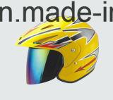 فتحت وجه خوذات لأنّ درّاجة ناريّة, خوذة نصفيّة. درّاجة ناريّة خوذة