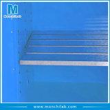 Голубой въедливый жидкостный шкаф хранения безопасности