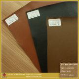Cuoio di pattino superiore del tessuto del sofà del cuoio della tappezzeria di vendita (S247170DHJ)