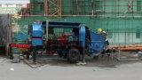 Pompe de machine de construction de pompage concret avec l'usine de la Chine de pipe de la distribution de 100m
