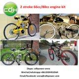 Cer genehmigte Fahrrad-Motor-Installationssätze 80cc, 2 Anfall motorisierter Fahrrad-Motor-Installationssatz, Motor-Installationssatz des Benzin-80cc