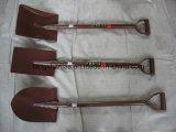 Haut de bonne qualité de la poignée en acier au carbone pelle pelle