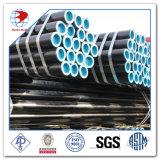 6 pulgadas SCH40 API 5L Grado B A53 A106 Negro carbono sin costura de tubos de acero