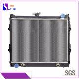 Профессиональный Авто производителя радиатора и горячеканальную систему ДОИ подборщика 945 алюминиевый радиатор