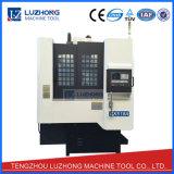 torno mecânico CNC de baixo custo (CQ518A) Tornos verticais CNC
