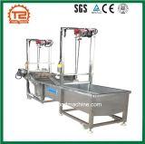 Wasmachine van de Groente van het Fruit van de Wasmachine van de Luchtbel van de druk de Automatische
