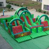 아이들 소형 상업적인 뛰어오르는 성곽 (FC-026)
