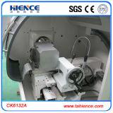 Métal hydraulique de mandrin traitant la machine horizontale Ck6132A de tour de commande numérique par ordinateur