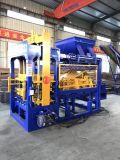 Qt4-15 système hydraulique automatique des machines de briques creuses Paver caler la machine