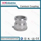 アルミニウムタイプはCamlock速くポンプ付属品のためのホースを接続する