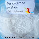 Steroid Puder-Prüfung ein Testosteron-Azetat-Muskel, der 1045-69-8 aufbaut