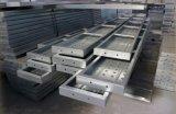 Plancia d'acciaio per il sistema dell'armatura