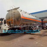 Alliage d'aluminium 42000litres réservoir de carburant mobile de la remorque pour la vente de remorque