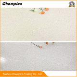 El tamaño de grano piedra 457.2mm*457.2 de PVC de 3mm de espesor del piso de vinilo decorativo, Piso de PVC resistente al agua
