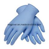 Высокое качество дешевые цены порошка свободного одноразовые нитриловые перчатки