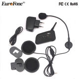 Motorcycle Haedset Gratuit pour 4 Riders / Bluetooth Helmet Interphone