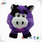 Kurzes Plüsch-runde Form-weiches Schwein-Tier-Spielzeug