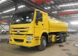 Sinotruck HOWO 6X4 20tの給水車20000liters水スプリンクラーのトラック