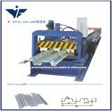 Piattaforma di pavimento del metallo/rullo d'acciaio automatici completi costruzione di Decking che forma macchina