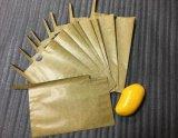 Sacchetto resistente della carta kraft Del mango di protezione della frutta fresca dell'acqua del fornitore per evitare i parassiti e l'insetto di malattie