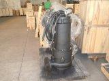 Bomba centrífuga submersível portátil para esgoto e drenagem