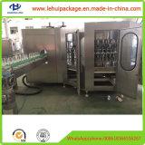 Machine de remplissage de l'eau de bouteilles PET avec Combiblock