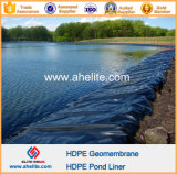 養魚場の池はさみ金のHDPE Geomembrane