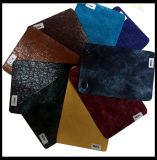 ハンド・バッグの靴のための人工的な合成物質PVC革、ソファー、カー・シート