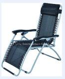 이동할 수 있는 베개를 가진 무중력 Recliner 의자