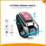 mini appareil-photo du véhicule 2.0inch avec l'enregistreur de conduite de véhicule de système d'Adas