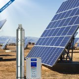 La pompe à eau solaire submersible Brushless 140W 24V