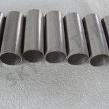 25 50 tubo tessuto della rete metallica dell'acciaio inossidabile dai 100 micron