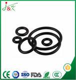 Anel de borracha hidráulico de silicone do selo de NBR/FKM/Silicone EPDM