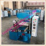 da placa hidráulica do Vulcanizer de 50ton Xlb-400X400X2 imprensa Vulcanizing