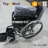 Sillón de ruedas de acero estándar de Europa de la exportación estándar de Topmedi