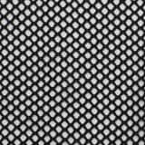 Mayorista de China Fabricante de tejido de malla de algodón negro.